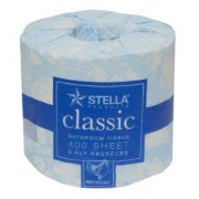 Stella Toilet Tissue 2 ply 400 Sheet