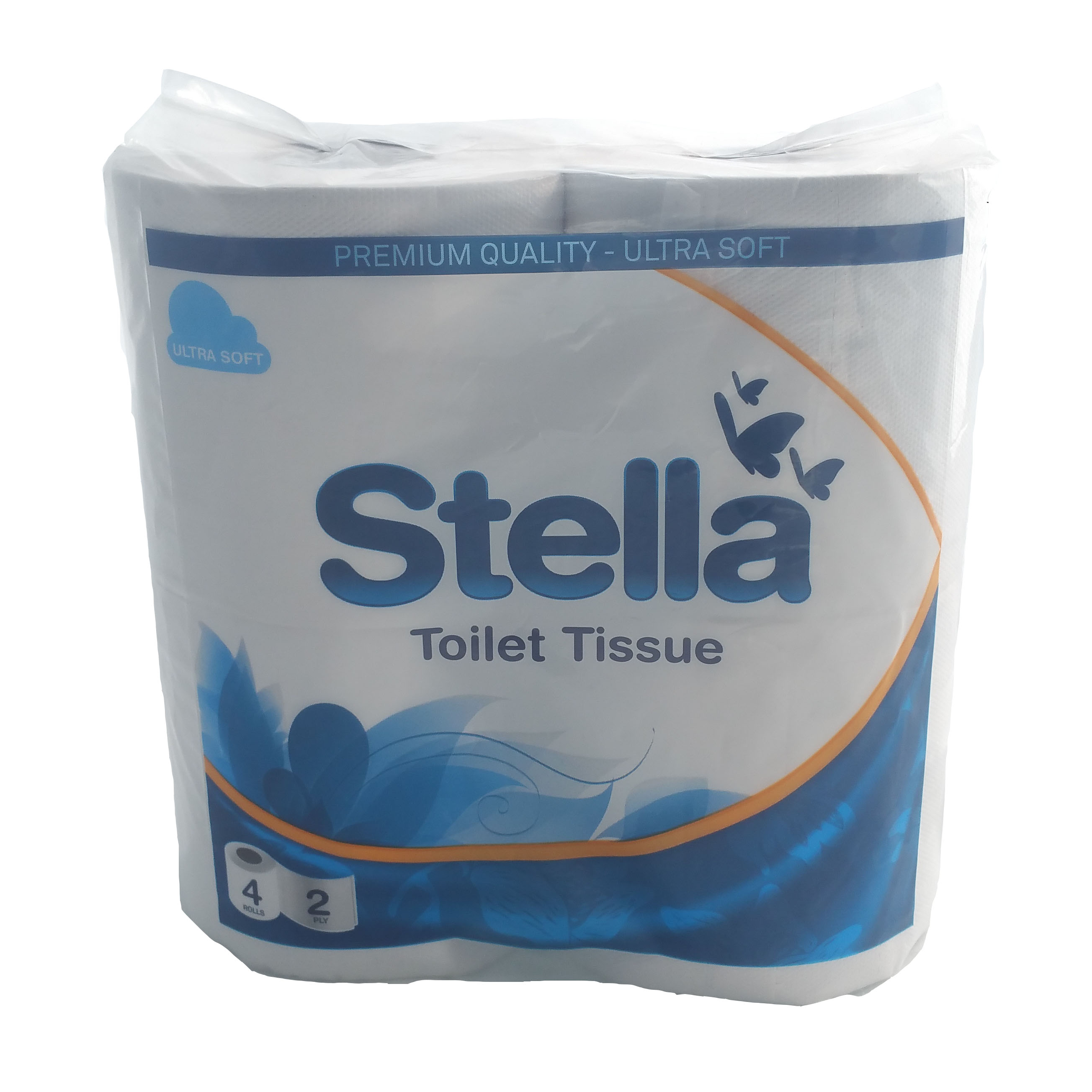 Toilet Paper Whisper 250 Sheet 2ply(48) - Janitor Supplies Brisbane