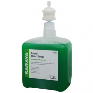 saraya-foam-green-apple-1.2l